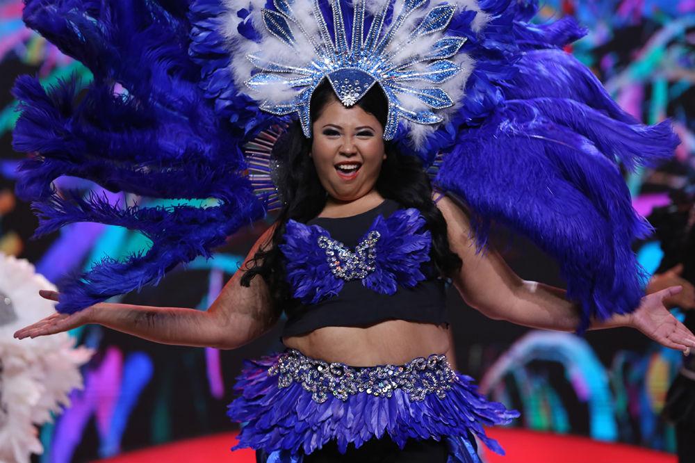 Thí sinh nặng ký nhất cuộc thi nhảy muốn giảm cân để lấy chồng - 1