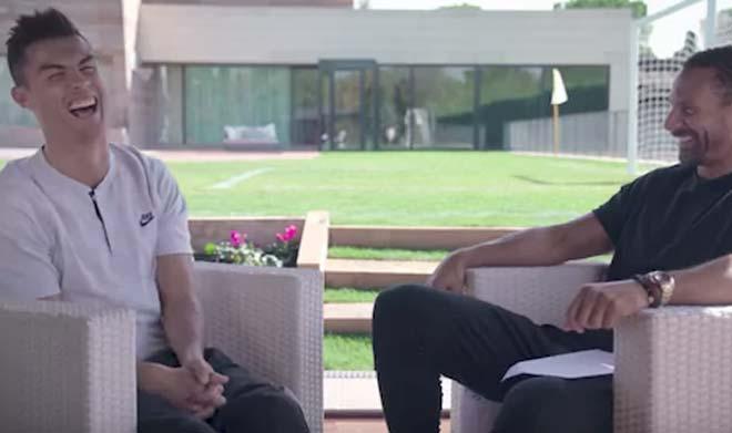 Ronaldo tự nhận là huyền thoại, ấp ủ nghiệp boxing khi giải nghệ - 2