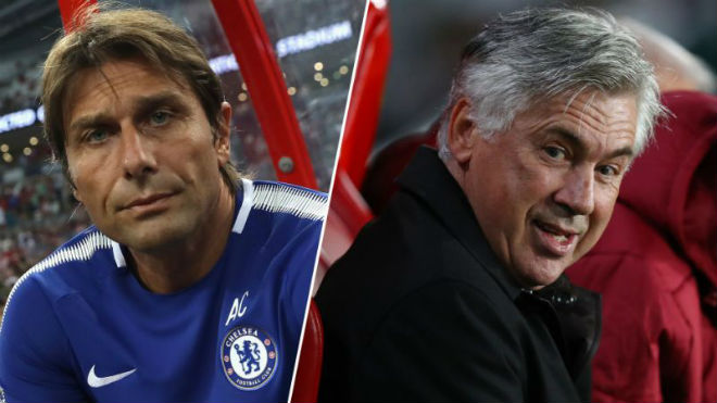 """Chelsea có biến: Conte """"tháo chạy"""", Ancelotti cứu giá - 1"""