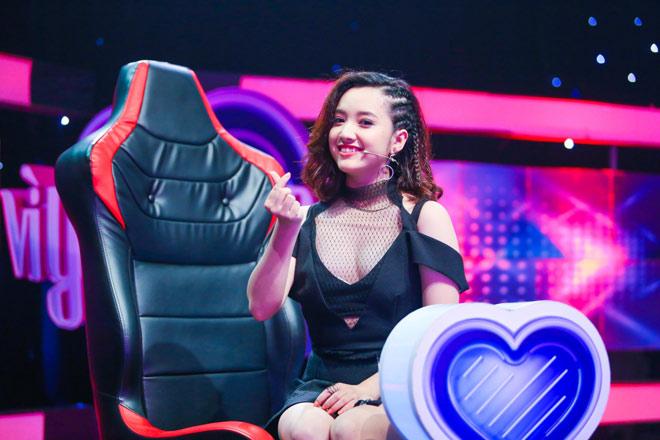 Dàn hot girl bất ngờ ngồi ghế nóng để tìm bạn trai trên truyền hình - 7
