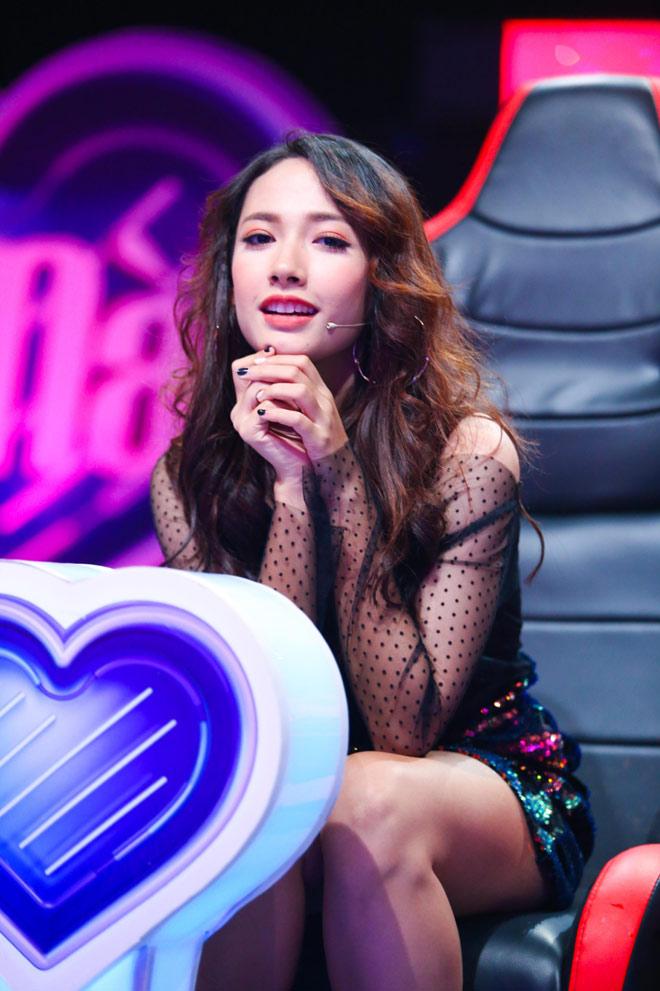 Dàn hot girl bất ngờ ngồi ghế nóng để tìm bạn trai trên truyền hình - 3