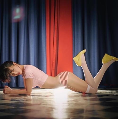 Mê mệt nàng vũ công Hàn dáng yêu kiều, kiêu sa như thiên nga - 8