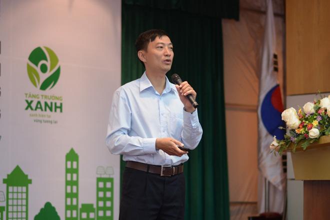 """Hành trình Xanh """"gõ cửa"""" trường Đại học Kinh tế Quốc dân tại Hà Nội - 2"""