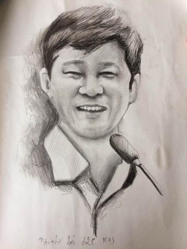 Ninh Bình: Hiệu trưởng chuyển công tác, hàng trăm học sinh xếp hàng khóc nức nở - 8