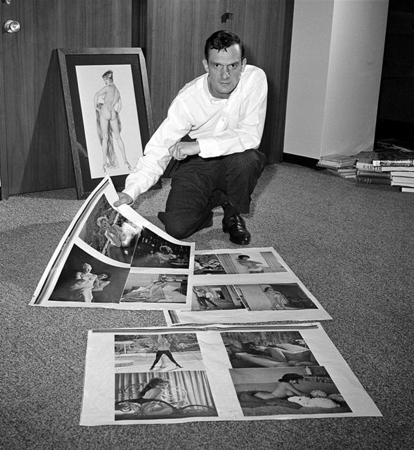 Bí mật chưa từng tiết lộ về cuộc đời Hugh Hefner - ông trùm Playboy - 4
