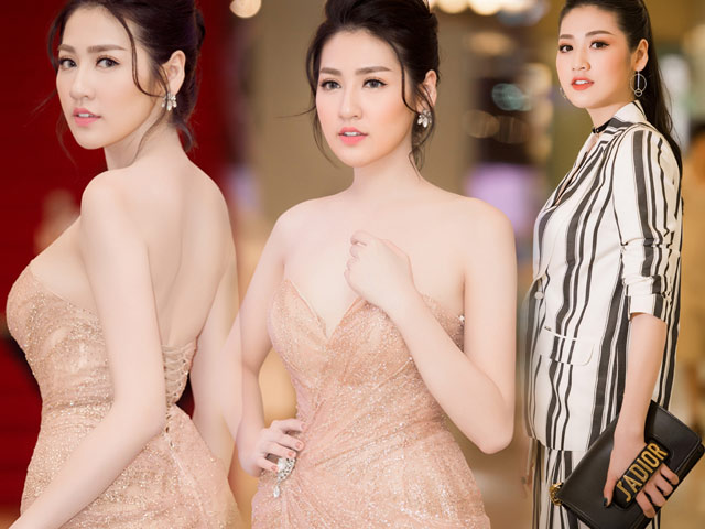 """""""Bạn gái Noo Phước Thịnh"""" mặc váy cưới 3 tỷ đồng - 10"""