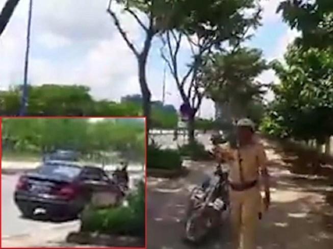 Nóng 24h qua: CSGT TP.HCM nói gì về clip ngồi ô tô Mercedes bắn tốc độ?