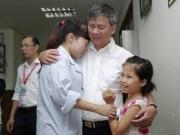 Tin tức trong ngày - Cảm xúc khó tả của Viện trưởng Viện Huyết học sau 3 ngày nghỉ hưu