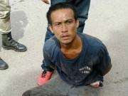 Thái Lan: Bắt giữ kẻ  ăn thịt người , lấy lá gan nạn nhân