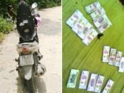 Những bí ẩn vụ xe máy chứa 1,6 tỷ đồng không ai nhận