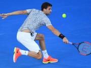 """China Open 4/10: Del Potro dừng bước,  """" Tiểu Federer """"  vào tứ kết"""