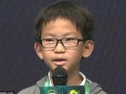 """An ninh Xã hội - """"Hacker thần đồng"""" nhỏ tuổi nhất Trung Quốc: 1 phút kiếm được 8,5 triệu"""