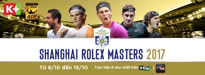 Thượng Hải Rolex Masters: Lần đầu cho Nadal? 1