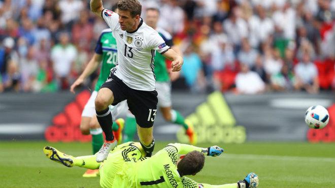 Nhận định bóng đá Bắc Ireland – Đức: Cửa thiên đường đã mở - 1
