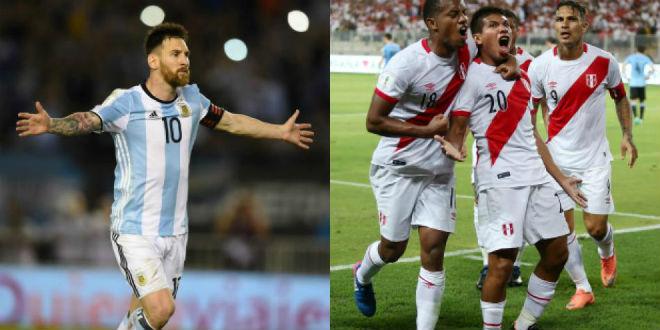 """Nhận định bóng đá Argentina – Peru: Chờ Messi hóa """"thần Hộ mệnh"""" - 1"""