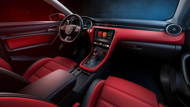 MG Motors MG6 hoàn toàn mới, giá từ 409 triệu đồng - 4