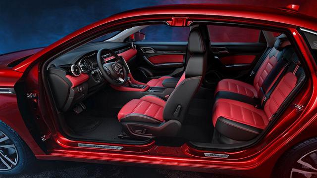 MG Motors MG6 hoàn toàn mới, giá từ 409 triệu đồng - 5