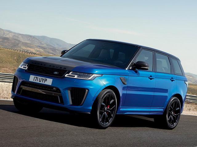 Range Rover Sport 2018 có giá từ 1,84 tỷ đồng