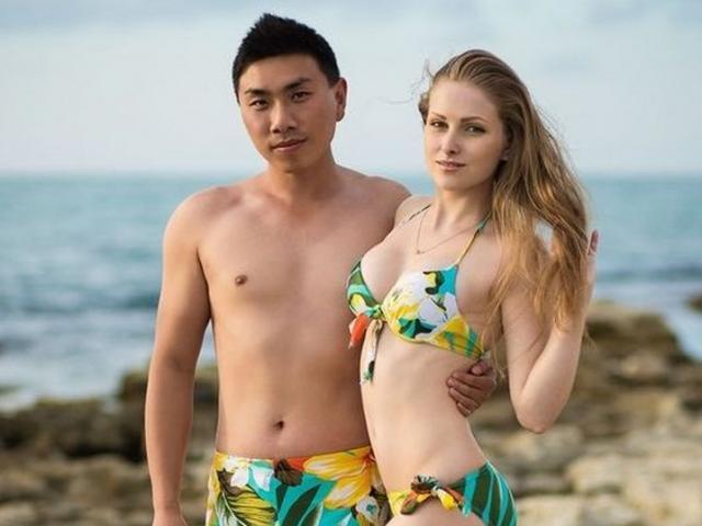 Người đàn ông TQ đổi đời vì lấy cô vợ Ukraine xinh đẹp