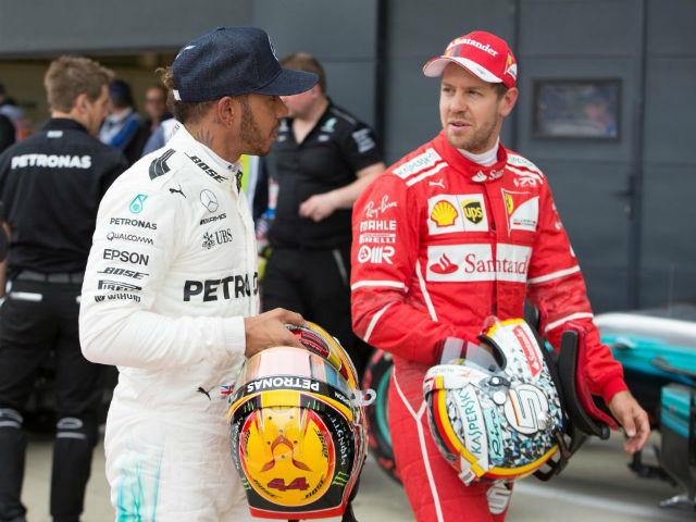 Đua F1, Japanese GP: Vettel, mong chờ một chiến thắng 4