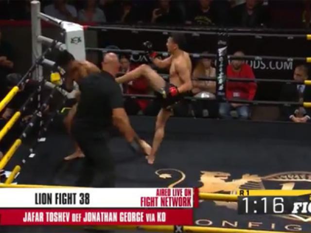 Đỉnh cao võ thuật: Chân Tử Đan dùng Vịnh Xuân hạ sát thủ boxing 1