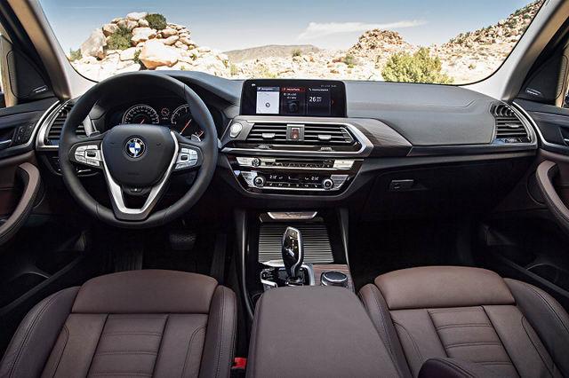 BMW X3 2018 có giá khởi điểm từ 1,56 tỷ đồng - 2
