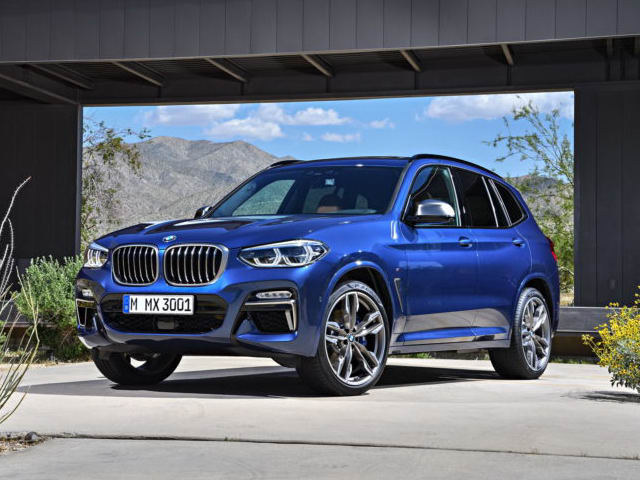 BMW X3 2018 có giá khởi điểm từ 1,56 tỷ đồng - 3