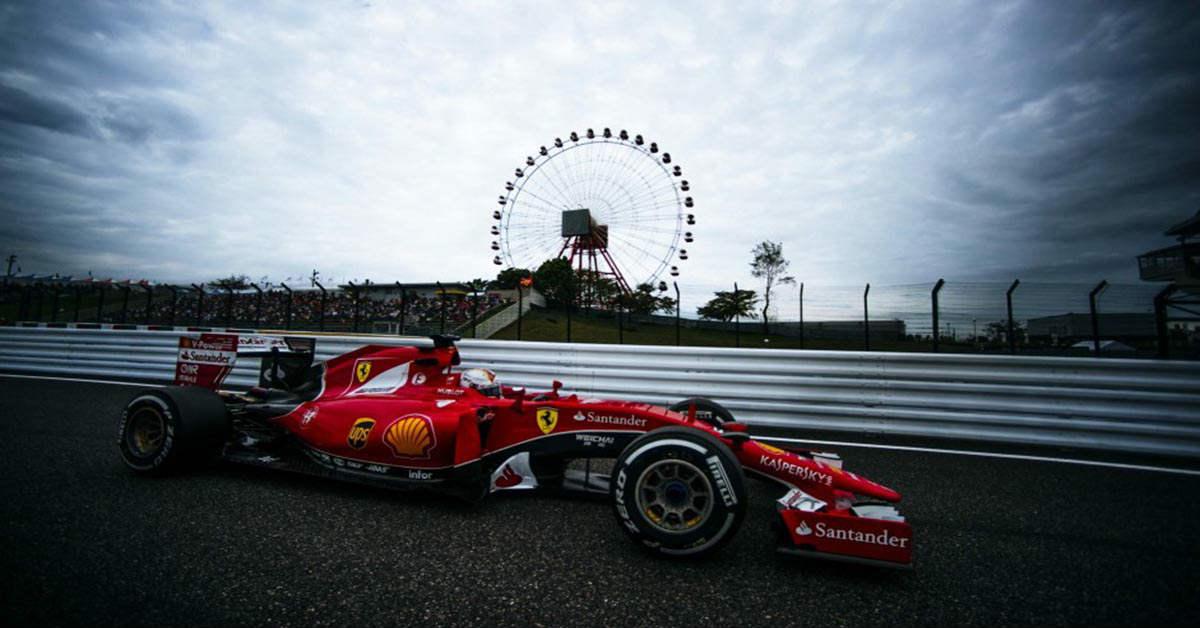 Đua xe F1 - Japanese GP: Không thắng là mất tất cả 1