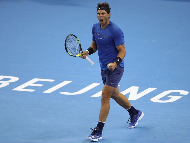 Nadal - Khachanov: Chiến thắng kiểu tốc hành (Vòng 2 China Open) 1