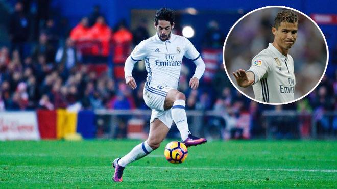"""Ronaldo sa sút La Liga: Vì """"người tình"""" Benzema và """"kẻ thứ 3"""" Isco 2"""