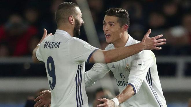 """Ronaldo sa sút La Liga: Vì """"người tình"""" Benzema và """"kẻ thứ 3"""" Isco 1"""