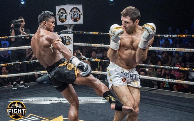 """""""Thánh Muay Thái"""" thắng trận 301, hẹn đấu """"Đệ nhất Thiếu Lâm"""" 2"""