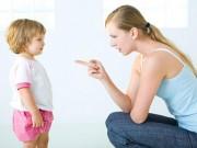 Thưởng - phạt trẻ như thế nào cho đúng cách?