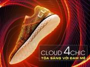 Cloud 4Chic - Tác phẩm giày của thời trang và công nghệ