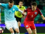 """Anh - Slovenia: Chờ  """" song sát """"  Kane - Rashford giật vé World Cup"""