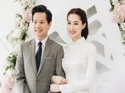 """Ẩn số về chiếc váy cưới của  """" thần tiên tỷ tỷ """"  Thu Thảo"""