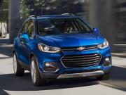 Chevrolet Trax ở Việt Nam giảm giá 90 triệu đồng