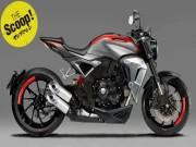 Xem trước 3 phiên bản 2018 Honda CB1000R