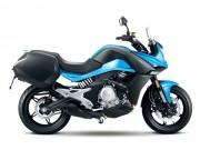 """Top 10 mô tô  """" sáng giá """"  của Trung Quốc"""