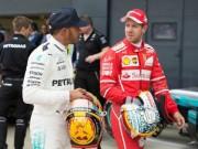 Đua xe F1 - Japanese GP: Không thắng là mất tất cả