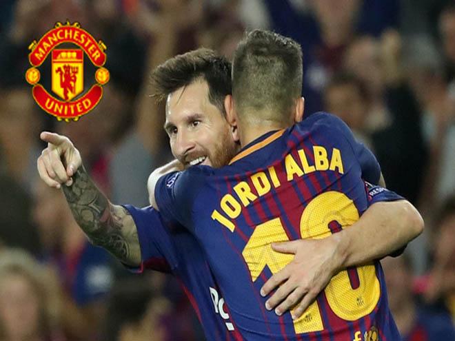 Sắp rời Liga, Barca - Messi quyết giữ trụ cột, hẹn MU - Real đấu giải siêu khủng - 1