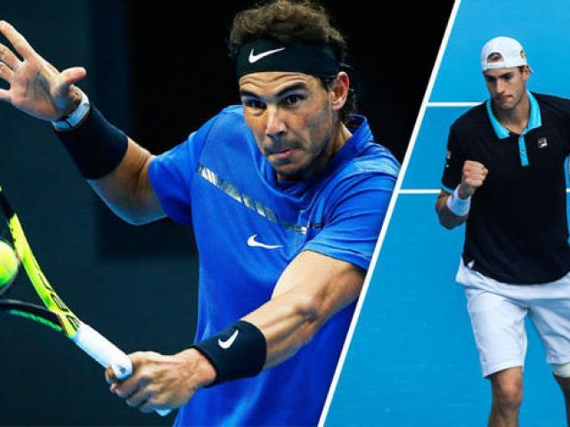 Chi tiết Nadal - Dimitrov: Sức ép dồn dập, thành quả xứng đáng (KT) 5