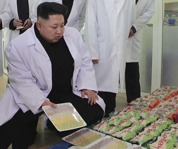 Bất ngờ: Dân Mỹ đang dùng hàng do người Triều Tiên sản xuất - 1