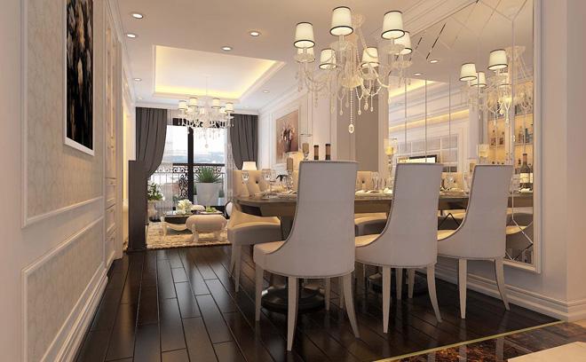 Chỉ 600 triệu đồng, sở hữu ngay căn hộ nội thất 5 sao tại quận Hoàng Mai - 2