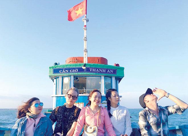 Hấp dẫn du lịch bụi ở xã đảo xa nhất Sài Gòn - 1