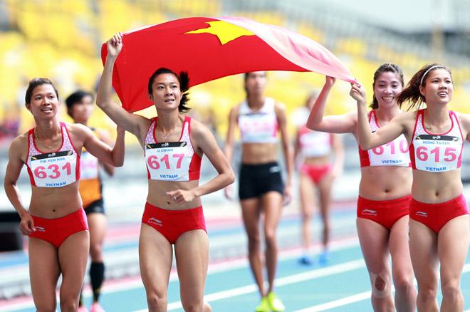 Li-Ning mừng điền kinh Việt Nam đạt thành tích xuất sắc tại SEA Games 29 2