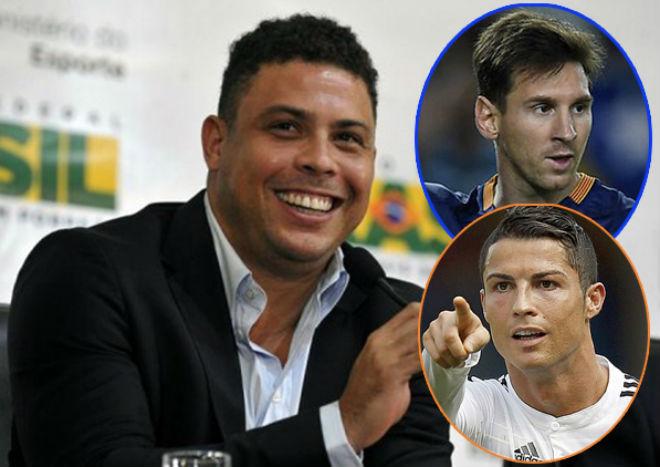 """Rô """"béo"""" lờ Rô """"điệu"""", chọn Messi vào Siêu đội hình với Pele 1"""