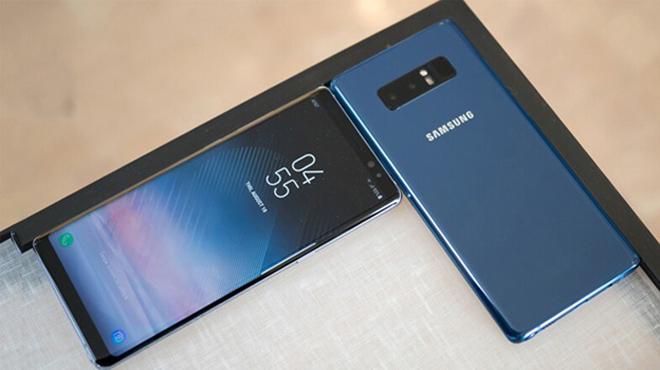 Samsung Galaxy Note 8 256GB dưới 18 triệu, Galaxy S8 Plus còn 14 triệu - 1