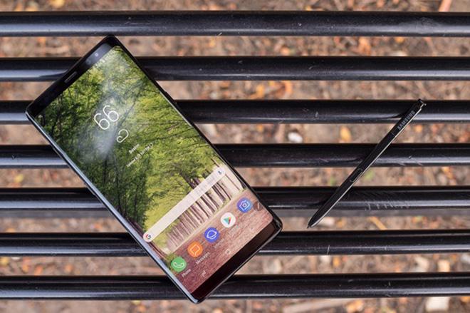 Samsung Galaxy Note 8 256GB dưới 18 triệu, Galaxy S8 Plus còn 14 triệu - 2
