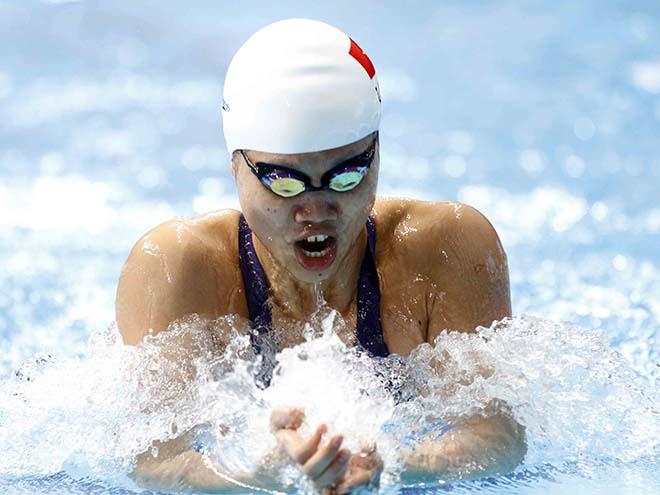 Đấu giải bơi quốc gia, Ánh Viên trượt 1 chờ chinh phục 16 HCV 1